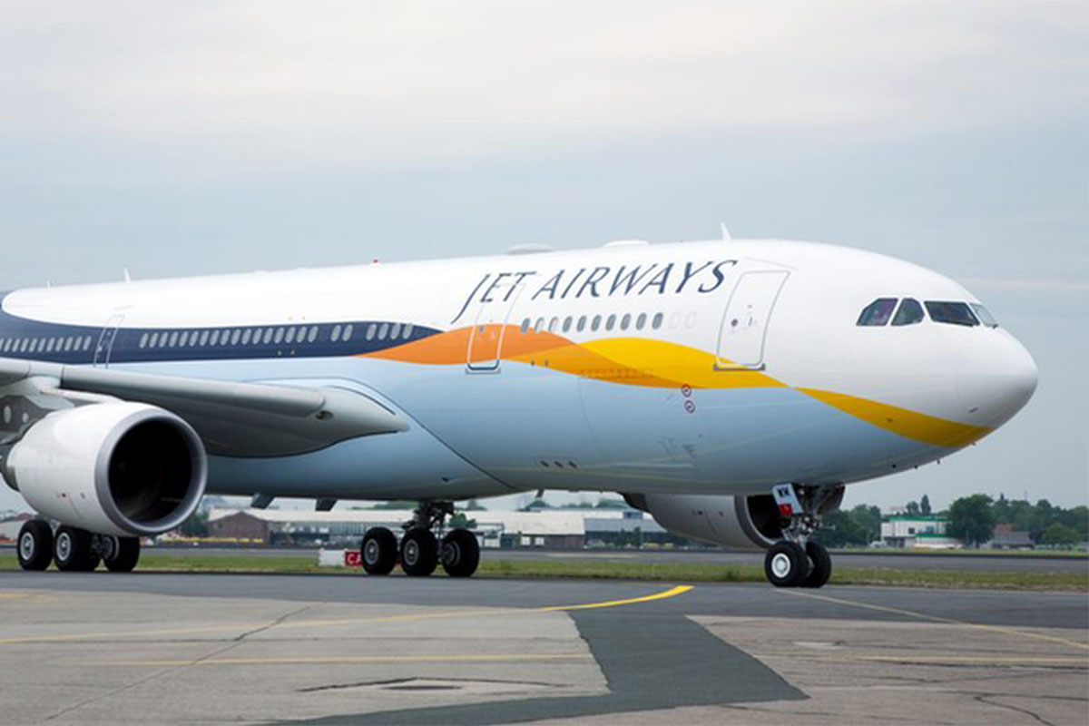 Jet airways, EoI, bankrupt airline, insolvency resolution