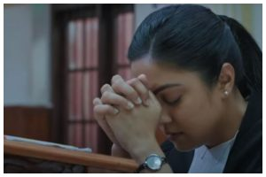 Ponmagal Vandhal: Makers drop trailer of much-awaited Tamil courtroom drama