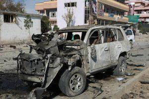 Journalist killed in roadside bombing in Kabul