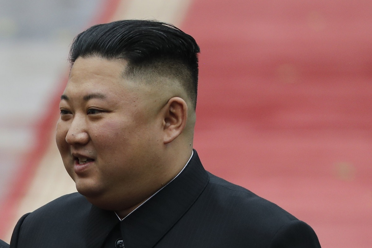 Kim Jong-un finally reappears, according to North Korean state media