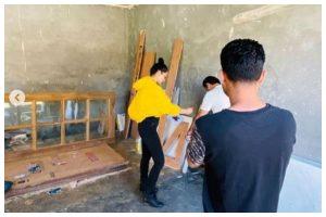Watch | Kangana Ranaut designs new house for sister Rangoli Chandel