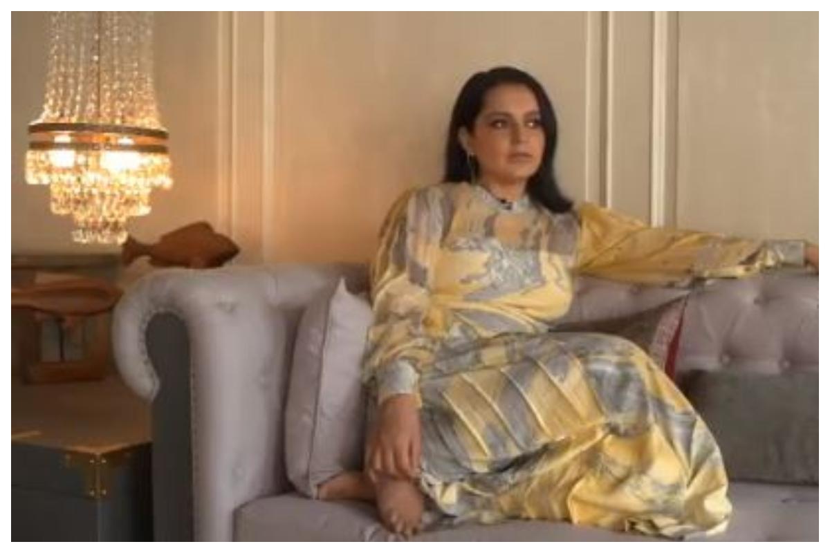Kangana Ranaut, Manikarnika films