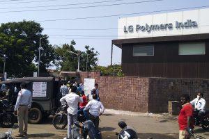 Vizag gas leak: Chandrababu Naidu urges Centre to shut down chemical plant