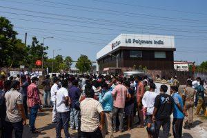 Vizag gas leak: NHRC sends notice to Centre, Andhra Pradesh govt