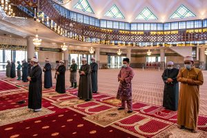 Places of worship in Malaysia reopens after nearly 2 months