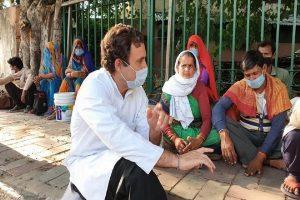 'Dramabaazi': Nirmala Sitharaman on Rahul Gandhi's meeting with migrants