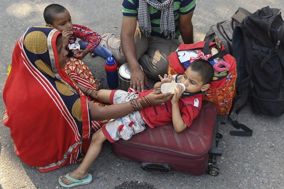 Migrant and State~I, Coronavirus, Prime Minister Modi, demonetisation, lockdown