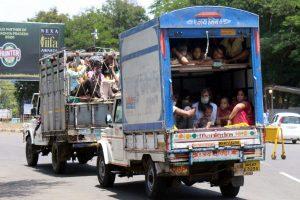 14 migrants killed, over 50 injured in accidents in Madhya Pradesh, UP