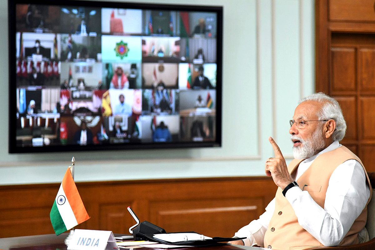 PM Modi to hold video call with state CMs tomorrow at 3 pm, likely to discuss fate of lockdown 3.0