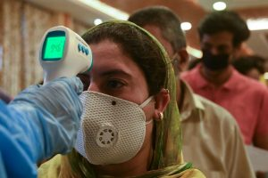 Five doctors test positive for COVID-19 in Srinagar