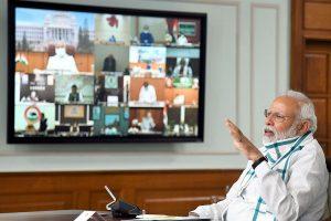 PM Modi talks to his Mauritius counterpart, discusses Covid crisis