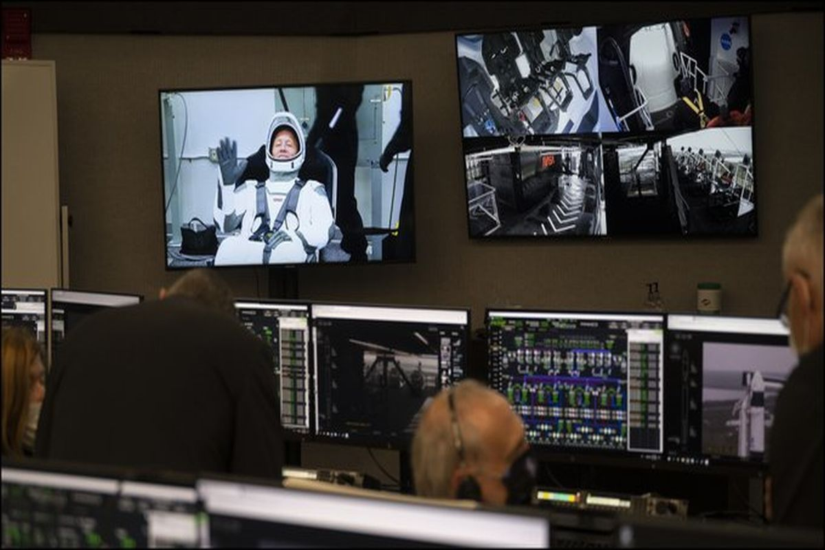 SpaceX and NASA Successfully Launch Crew Dragon Spacecraft