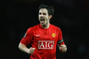 Gary Neville against relegation from Premier League on points-per-game basis