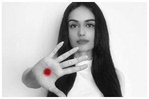 Manushi Chhillar to promote menstrual hygiene