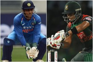'Not today': Sabbir Rahman tells MS Dhoni after avoiding getting stumped in 2019 WC
