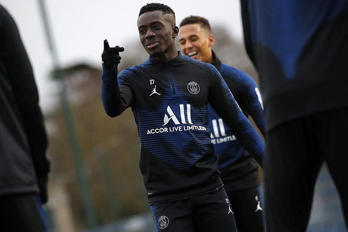 Ligue 1, PSG, Idrissa Gueye,