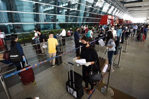 As India resumes domestic operations partially after two months of shutdown, 82 flights cancelled on Day 1