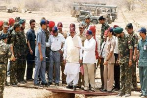 'Landmark moment in Indian history': PM Modi, President remember Pokhran-II on National Technology Day