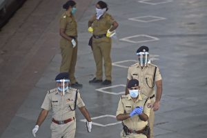 87 more cops in Maharashtra test positive for Coronavirus taking total infections to 1,758
