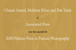 Indian photojournalists win Pulitzer Prize for Kashmir coverage after it lost special status