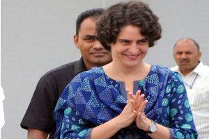 Priyanka Gandhi blames railways for death of migrant workers
