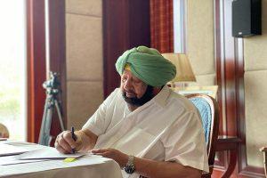 Punjab CM okays Rs 55 crore for flood protection