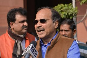 Dilip Ghosh asks Congress leader Adhir Ranjan Chowdhury to join BJP