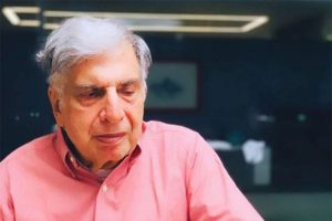 Ratan Tata advices entrepreneurs to 'adapt and create' amid COVID-19 pandemic