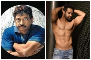 Jr NTR's birthday: Ram Gopal Varma shares shirtless pic, says 'not a gay but almost want to become'