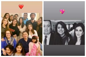 Riddhima Kapoor misses dad Rishi Kapoor; shares throwback pics of him and others