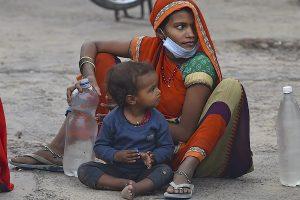 50 per cent of surveyed households in rural India eating less during Coronavirus lockdown
