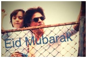 Shah Rukh Khan wishes Eid Mubarak amid Coronavirus, says 'faith keeps us going'