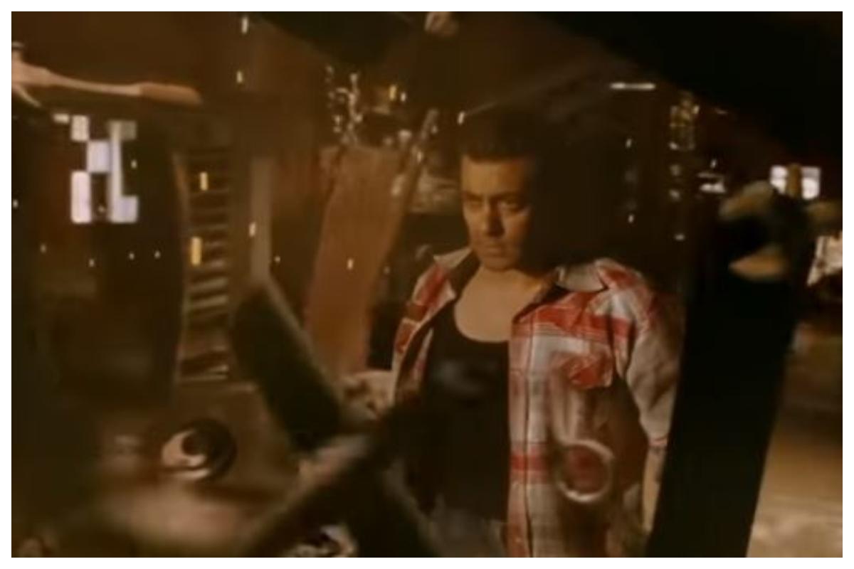 Radhe: Your Most Wanted Bhai, Salman Khan