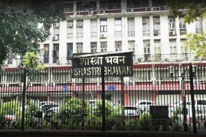Delhi's Shastri Bhawan partially sealed after law ministry official tests positive for Coronavirus