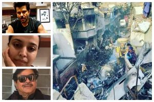 Pak plane crash: Indian film fraternity including Anil Kapoor, Swara Bhasker express grief over incident