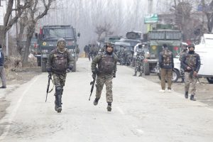 Pulwama-like vehicle-borne IED blast foiled; security forces stop car with heavy explosives, driver flees