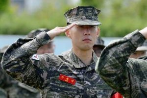 Tottenham Hotspur star Son Heung-Min successfully completes military training in South Korea