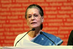 FIR against Congress chief Sonia Gandhi over party's tweet on PMCARES fund