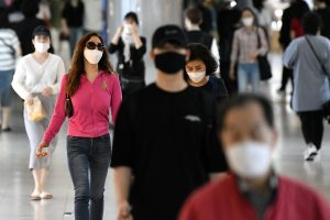 South Korea reports only 2 new Coronavirus cases, total count rises to 10,806