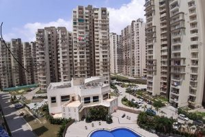 Greater Noida residential complex sealed after 3 test positive for COVID-19; residents protest