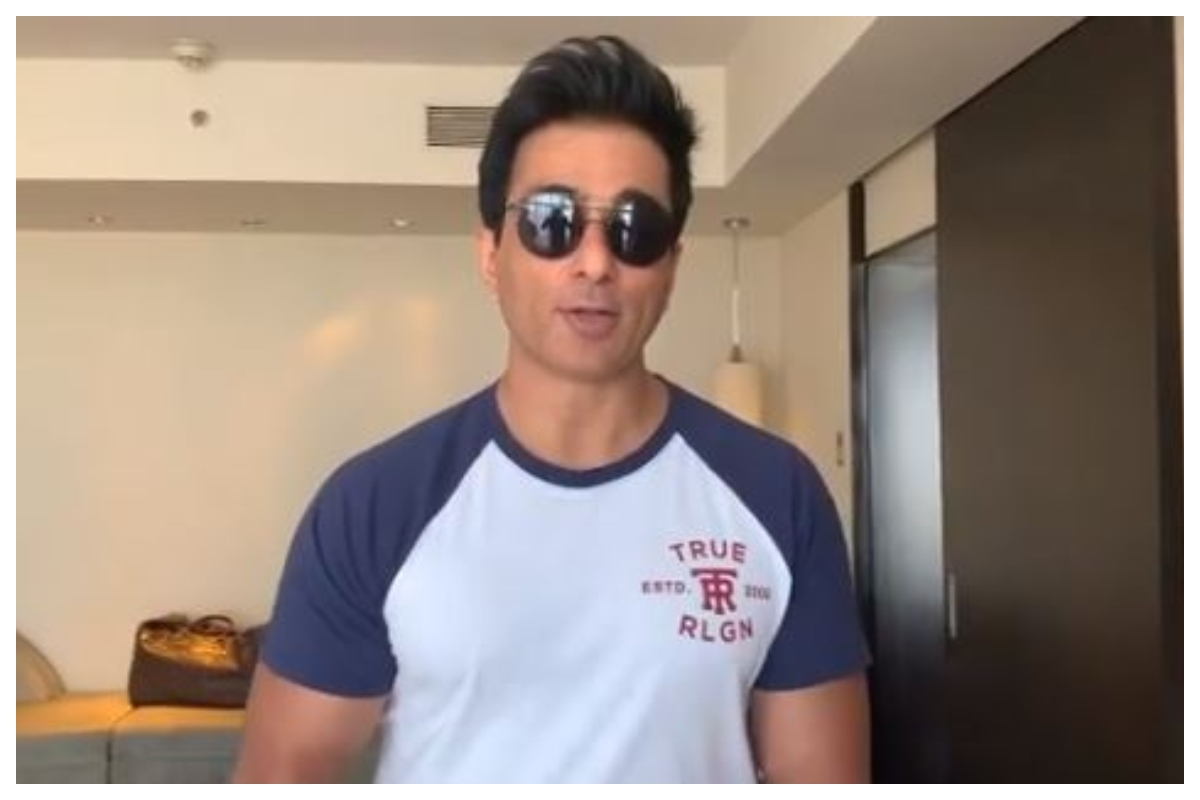 Sonu Sood, Migrants
