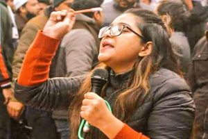 DCW notice to Delhi police over online trolling of arrested pregnant activist Safoora Zargar