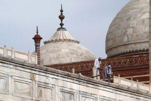 Thunderstorm damages parts of Taj Mahal's complex; main structure safe