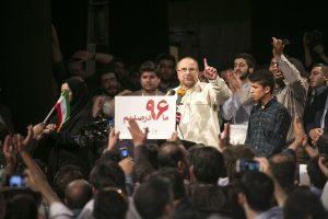 Ex-Tehran Mayor elected speaker of Iran's new Parliament