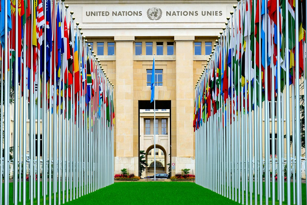 United Nations (UN), Security Council, Paris Agreement,
