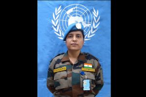 Major Suman Gawani to get prestigious UN award for her services at UNMISS