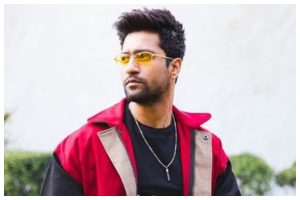 Vicky Kaushal draws inspiration from old Lucky Ali hit