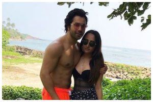 Varun Dhawan has a quirky birthday wish for his 'one-love' Natasha Dalal, chooses her over UFC