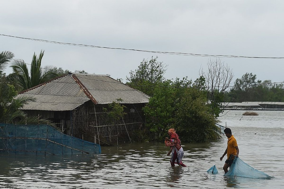 North Dinajpur, Raiganj, Abdulghata, Vitihar, Kulick river