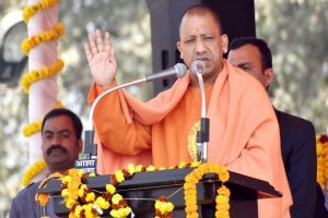 UP Police receives WhatsApp message 'threatening to blow up' Yogi Adityanath; case filed